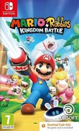 Nintendo Switch spēle Mario + Rabbids Kingdom Battle SWITCH Digital Download