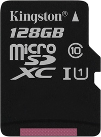 Kingston Canvas Select microSDXC 128GB UHS-I Class 10
