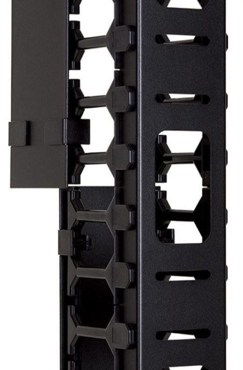 Linkbasic Vertical Cable Management For 47U 19''