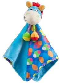Playgro Clip Clop Comforter Blue 0183651