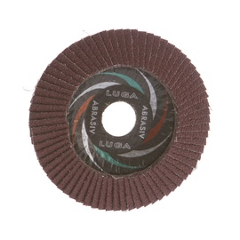 Žiedlapinis šlifavimo diskas, 115x22.23 mm