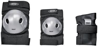 Roces SJR Extra Three Pack Black/Grey