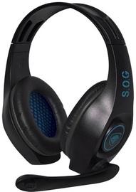 Spirit of Gamer ELITE-H5 Over-Ear Gaming Headset Blue