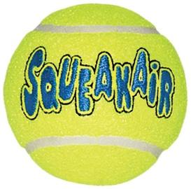 Kong Air Kong Squeaker Tennis Ball Medium 3pcs