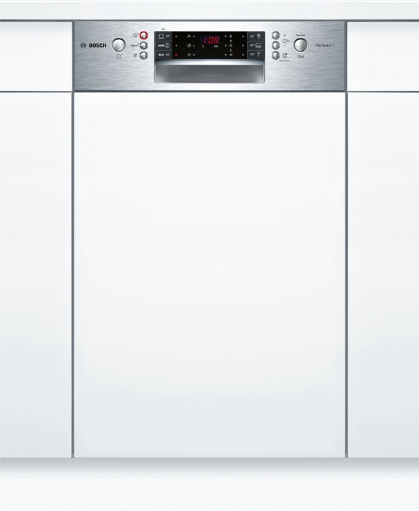 Įmontuojama indaplovė Bosch Serie 6 SPI66TS01E