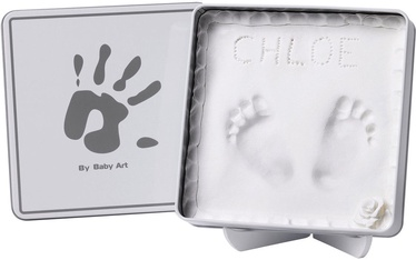 Baby Art Magic Box White & Grey