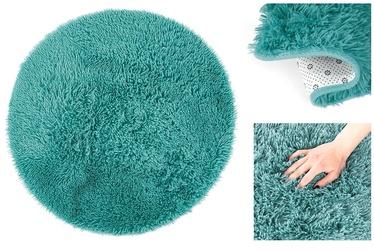Vannas paklājiņš AmeliaHome Karvag RUG/AH Nonslip Carpet Blue R 120x120cm