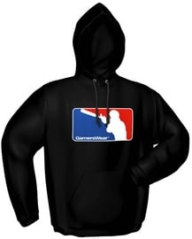 GamersWear Counter Hoodie Black M