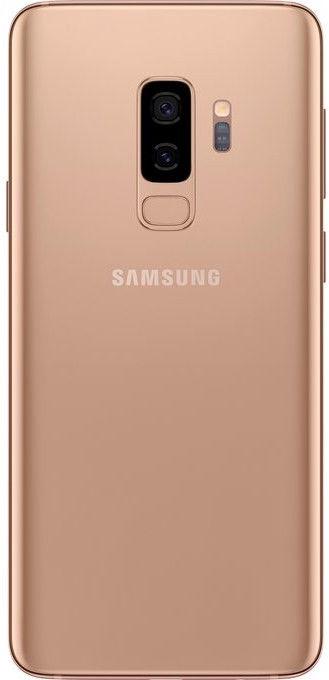 Samsung SM-G965F Galaxy S9 Plus 256GB Dual Sunrise Gold