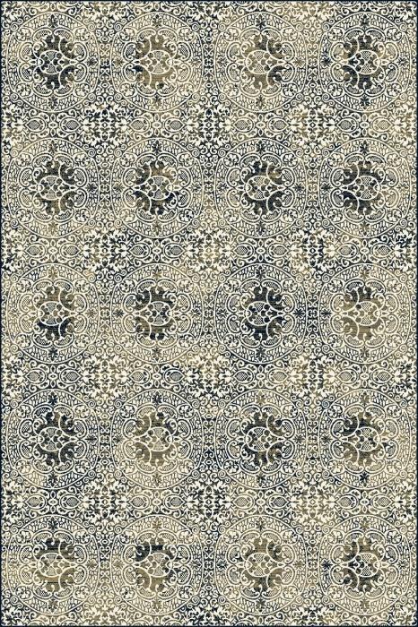 Ковер Ragolle Royal Palace, синий/коричневый/кремовый/многоцветный, 230x160 см