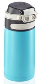 Leifheit Flip Insulated Mug 350ml Blue