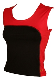 Bars Womens Top Black/Red 123 S