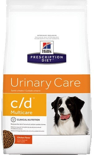 Hill's Prescription Diet c/d Multicare Canine Chicken Flavour 5kg