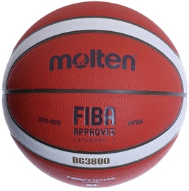 Molten FIBA Basketball B5G3800 Orange Size 5