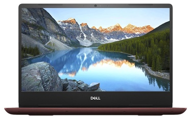 Dell Inspiron 5480 Red i7 16/128GB W10H
