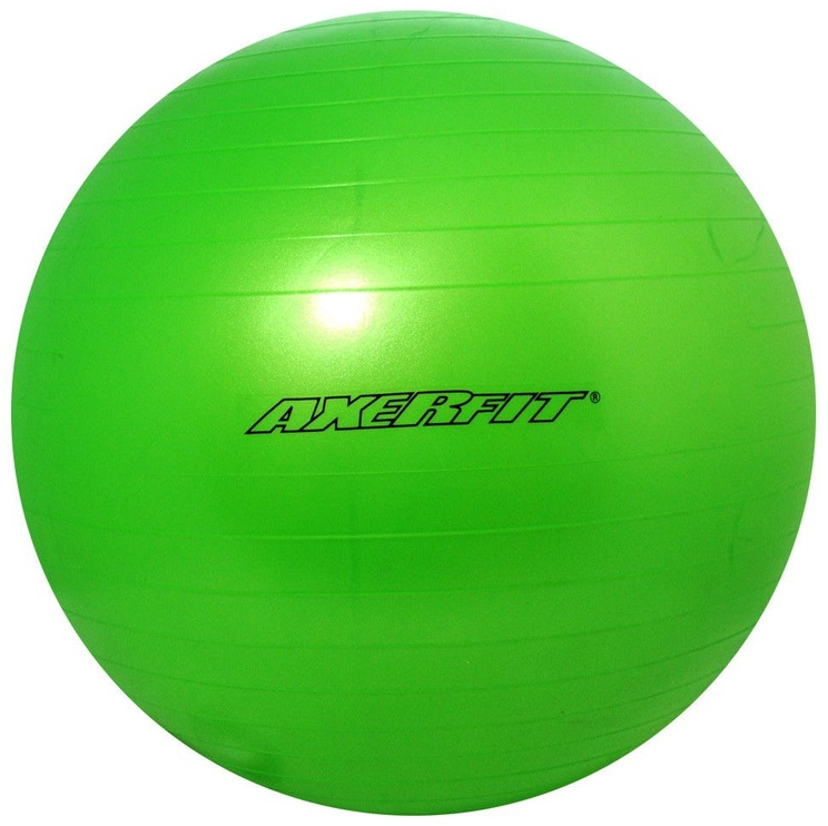 Axer Sport Anti Burst Gym Ball 75cm Green