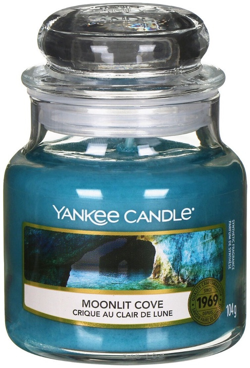 Yankee Candle Classic Small Jar Moonlit Cove 104g