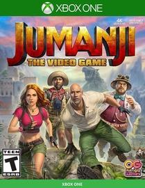 Jumanji The Video Game Xbox One