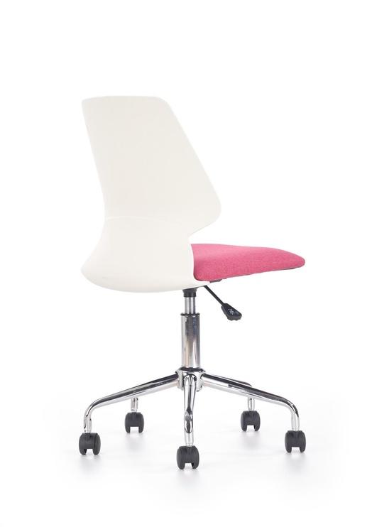 Bērnu krēsls Halmar Skate Pink/White