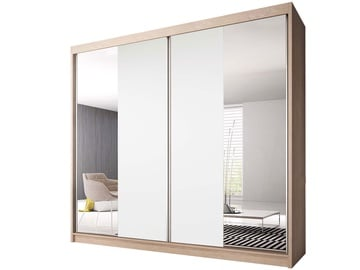 Idzczak Meble Wardrobe Multi 38 183cm Sonoma Oak/White