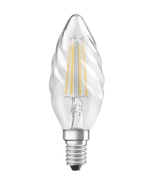 LED spuldze Osram B40, 4W, E14, 2700K, 2pcs