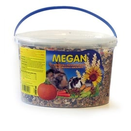Pašaras graužikams Megan, 1.65 kg