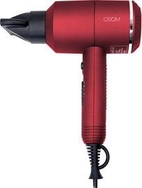 Osom Hair Dryer 2000W OSOM2525 Red