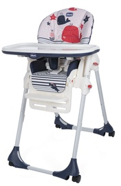 Chicco Polly Easy Highchair Marine