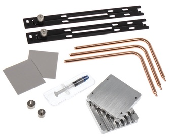 Streacom LH6 Kit For DB4 Cube Case