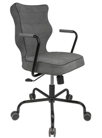Entelo Tubo Office Chair AT03 Light Grey