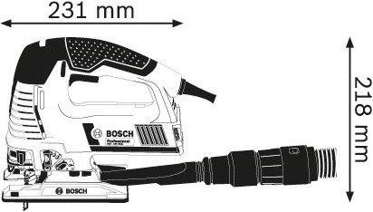 Bosch GST 160 BCE Jigsaw