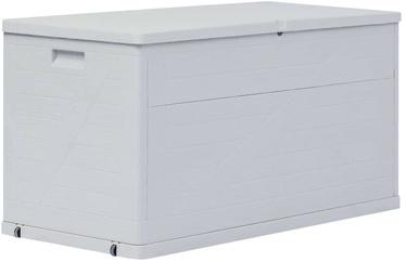 Dārza kaste VLX Garden Storage Box 45691, 420 l, 560 mm x 1200 mm x 630 mm