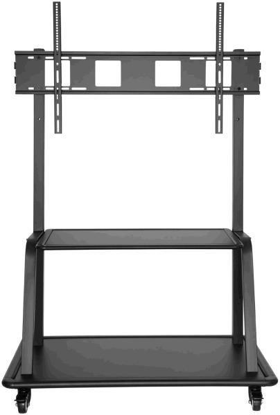 NewStar Flat Screen Floor Stand 60-105'' Black