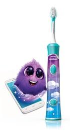 Электрическая зубная щетка Philips HX6322/04, белый/многоцветный