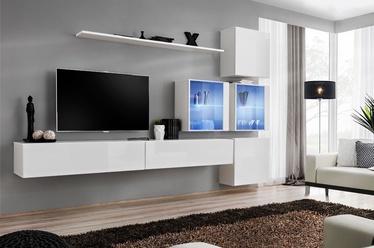 Dzīvojamās istabas mēbeļu komplekts ASM Switch XIX White
