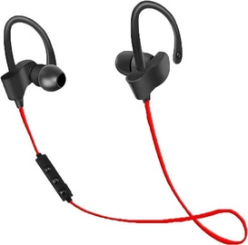 Esperanza EH188 In-Ear Bluetooth Earphones Red