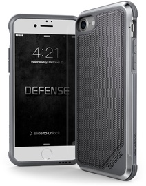 X-Doria Lux Ballistic Back Case For Apple iPhone 7/8 Black