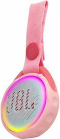 JBL JR ROP Bluetooth Speaker for Kids Rose Pink
