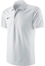 Nike JR Shirt Team Core Polo 456000 100 White M