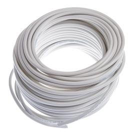 Elektros instaliacijos kabelis Lietkabelis H03VV-F, 2 x 0,75 mm²