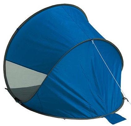 Divvietīga telts High Peak Palma 10126, zila/pelēka