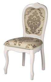 Söögitoa tool MN Prince 3242009 White/Beige, 1 tk