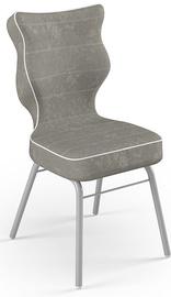 Детский стул Entelo Solo Size 3 VS03 Grey, 330x310x695 мм