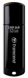 USB atmintinė Transcend JetFlash 700 Black, USB 3.0, 32 GB