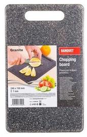 Banquet Cutting Board 24.8x15x0.7cm Granite