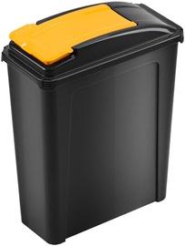 Meliconi Sorter Bin 25l Yellow