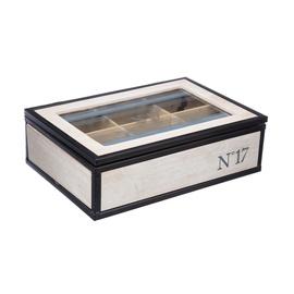 Dėžutė arbatai, 16,5 x 24 cm