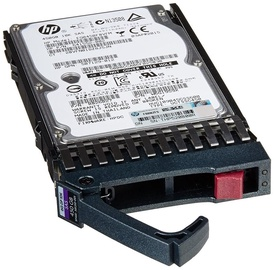 HP DP ENT HDD 450GB 6G SAS 10K 2.5''