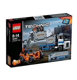 Konstruktor Lego Technic Container Yard 42062