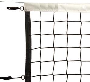 Volejbola tīkls Domeks Popular Volleyball Net Black